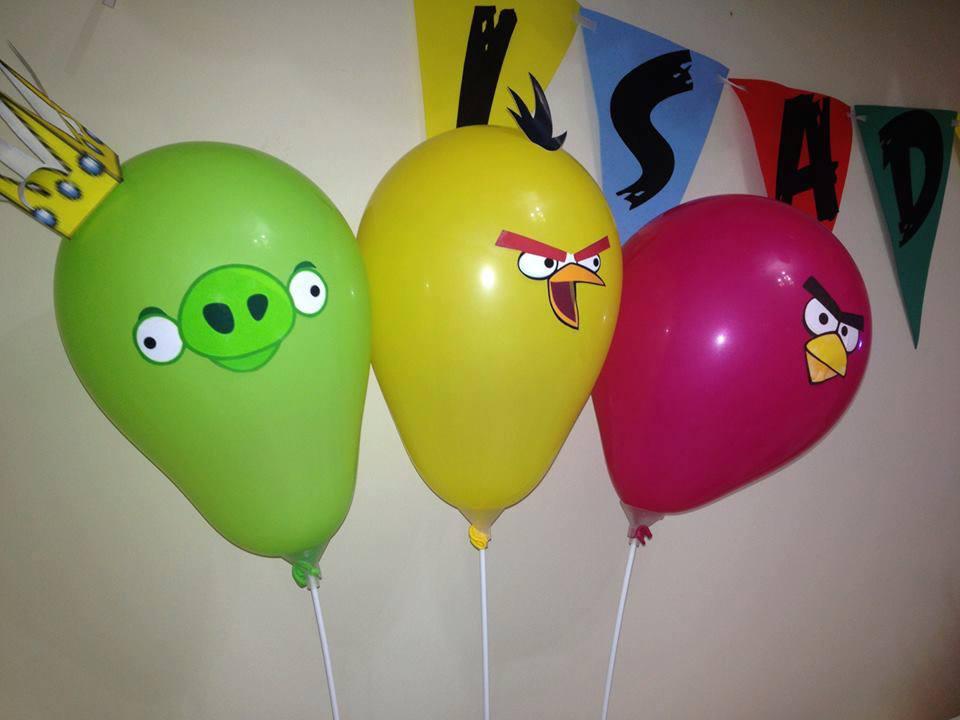 Colorido Angry Birds Personagens Vector: 5 Ideias Para Você Fazer Uma Festa Temática Angry Birds